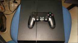 Playstation 4 console brand new