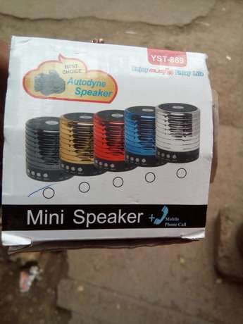 Mini portable bluetooth speaker Nairobi CBD - image 1