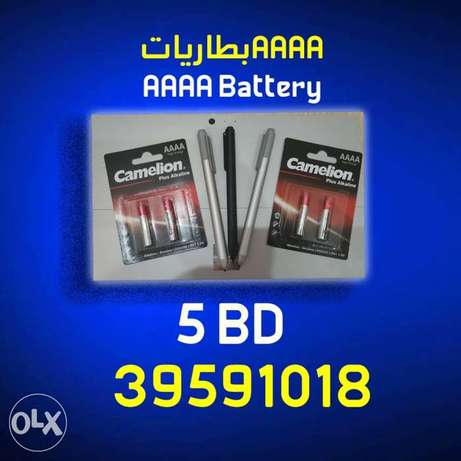 energizer AAAA battery available now
