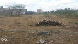 Land in By-pass Ruiru