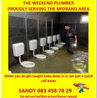When you need a plumber fast in Midrand