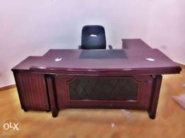 Strong Executive Office Table (0512)