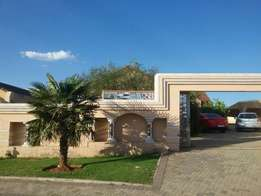 Lovely family home with land scape garden and lapa