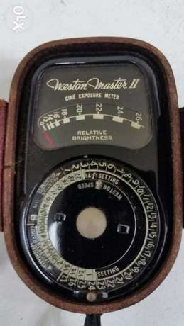 Antique USA weston master