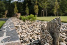 e2994b4e395 Kora kamienna grys kamień naturalny pasiasty szary biały dostawa+głaz