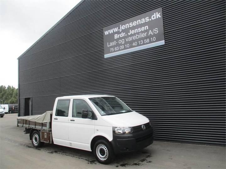 Volkswagen Transporter - 2015