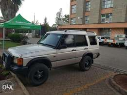 SUV of Choice. BUY AND DRIVE - Land Rover Discovery 2. ONO