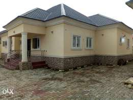 3bedroom Bungalow For SALE In Lightgold Estate Airport Road, Abuja