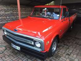 Red Chevrolet C10 1969 For Sale