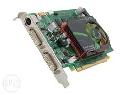 GFORCE 512MB Graphics card model 9500gt