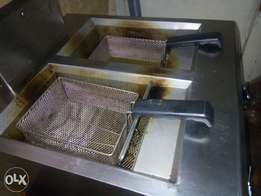 Gas Commercial Fryer