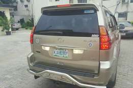 First body paint Lexus GX470 full option 2007