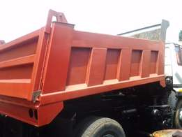 We manufacture Tipper bins at best prices