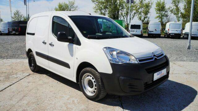 Citroën Berlingo 1,6hdi/73kw Business L1/Tempomat /Klima - 2017