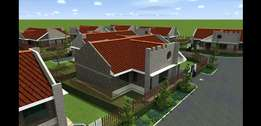 The Urithi Housing Nyumba mia Utange Mombasa 3bdrm bungalows