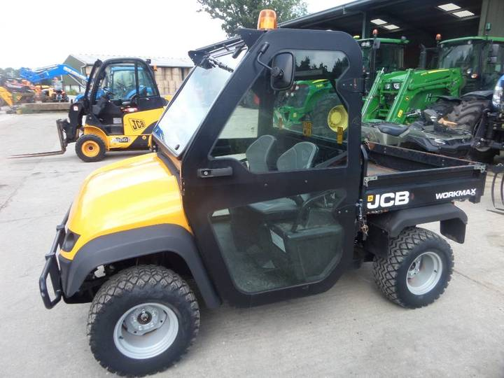 JCB Workmax 1000d - 2013