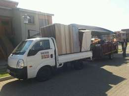 Bakkie For Hire / Pretoria