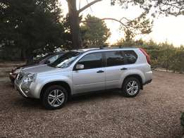 Nissan X-trail 2.0 XE   58 000 kms for sale