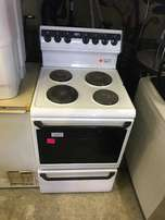 Defy 4 plate stove and oven (CS723)