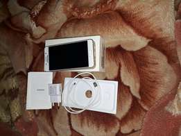Samsung galaxy A3 with box 16gb 3 month old very good condition