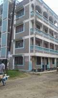 •Miritini area of Mombasa, near the SGR station •This block of flats