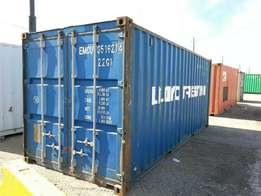 Good quality 6m containers for sale at a very good price