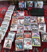 XBOX ONE and Playstation PS3 - Lots of games