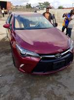 2017 Camry xse tokunbo