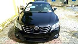 Toyota Camry 2011 upgraded from 2009