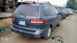 Sienna XLE First Body Used