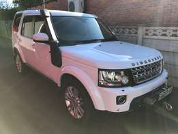 Land Rover Discovery 4 3.0 TD\SD V6 HSE