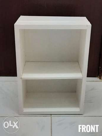 Wooden Cabinets (4 Pieces)