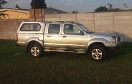06 Nissan 3.0 16v TDI Hardbody double cab 4x4 R 95 000 Negotiable