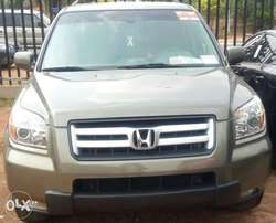 Honda pilot 2007 Direct Belgium, full option.