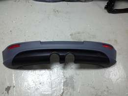 Volkswagen Golf R32 style Rear bumper Diffuser For sale Price-R1795