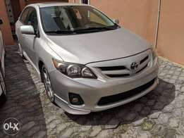 Available for Toyota corolla 2012