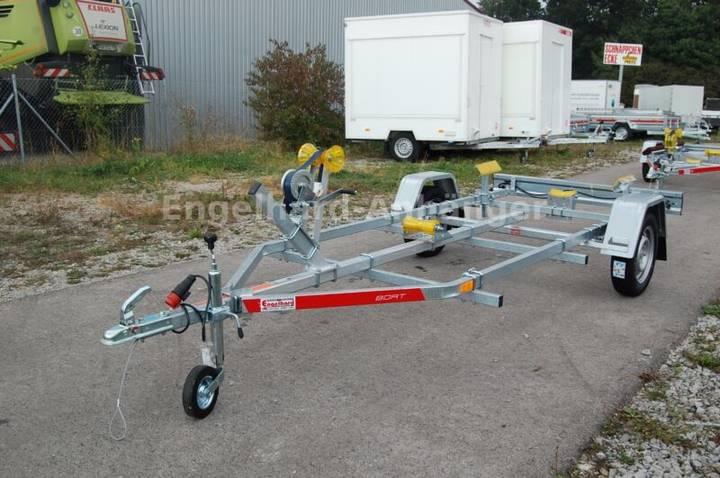 TEMA Bootsanhänger B05/055/18 - bis 5 m