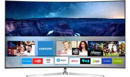 Cinema clear viewing of the samsung 50 UHD 4k smart led tv