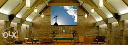 Church Screens and Visual system (EasyWorship Customized)