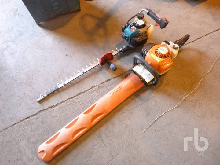Quantity of 2 Hedge Trimmer
