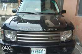 At a give a way price, Neatly Nigeria used Range Rover for sale