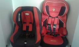 Baby car seat combo