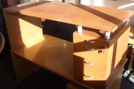 9 Standard Desks available with Pedestal, CapeOffice2nds!!