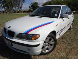 Well cared for BMW 320D A/T (E46) Facelift with only 198 000Km's avail