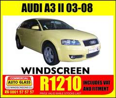 Summer Windscreen Specials