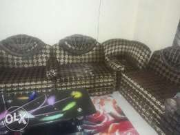 New brand full sofa set for sell in Pangani