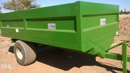 6 Ton tipping trailer