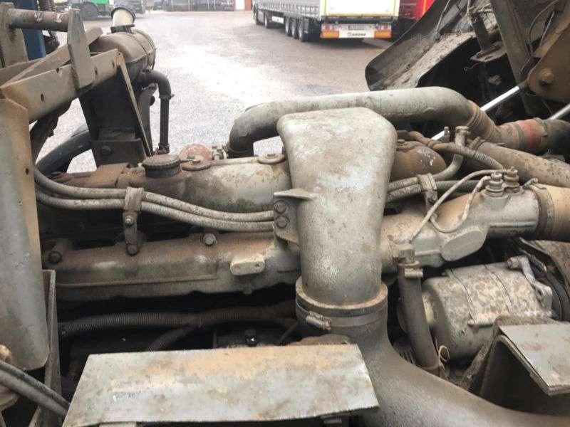 DAF 1900 Turbo, Blatt / Blatt, Schaltgetriebe - 1993 - image 12