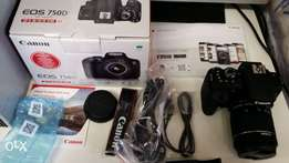Canon 750D With 18-55mm (New) Plz No Scamers