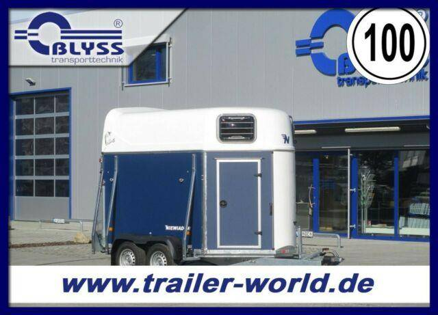 NIEWIADOW AKTION! Pferdeanhanger 340x174x230 cm 2000kg GG
